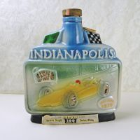 Jim Beam Whiskey Decanter 1970 54th Indianapolis 500