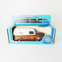 Ertl Danish Bakery 1950 Chevy Truck Bank in Box with Key