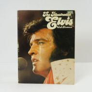 The Illustrated Elvis Softback Book by W.A. Harbinson