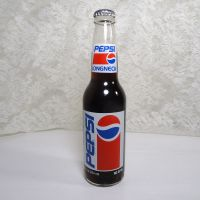 Shaq Stuffin Full Longneck Pepsi Bottle 1992-1993