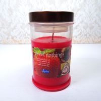 Sweet Nothings 3.5 oz. Scented Candle in Glass Jar