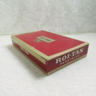 Roi Tan Panetelas with Sta Firm Head Vintage Cigar Box
