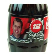Jeremy Mayfield No. 12 Full Coca Cola Racing Bottle