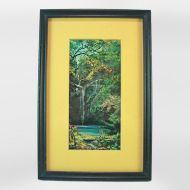 Waterfall Vintage Framed Art from House of Frames