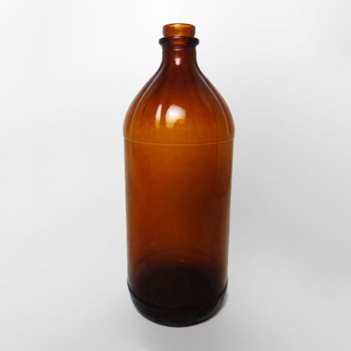 Duraglas Owens-Illinois Vintage Quart Brown Bottle