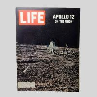 Life Magazine 12-12-1969 Apollo 12 on the Moon