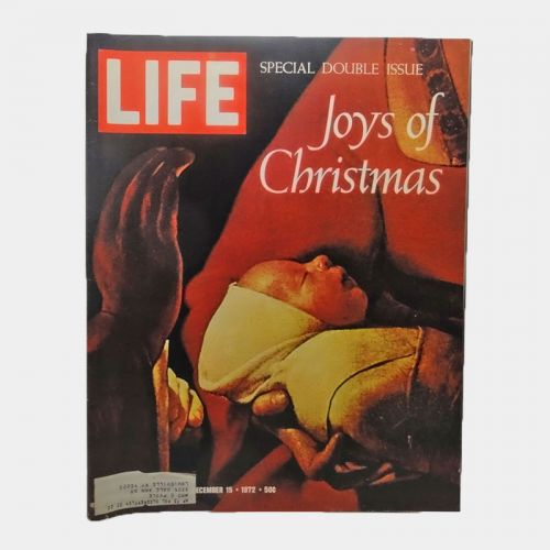 Life Magazine 12-15-72 Joys of Christmas Double Issue