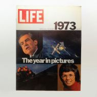 Life Magazine Special Report 1974 The Year of Pictures 1973