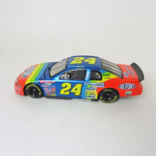 Jeff Gordon 1998 Nascar No 24 Action Monte Carlo Racecar