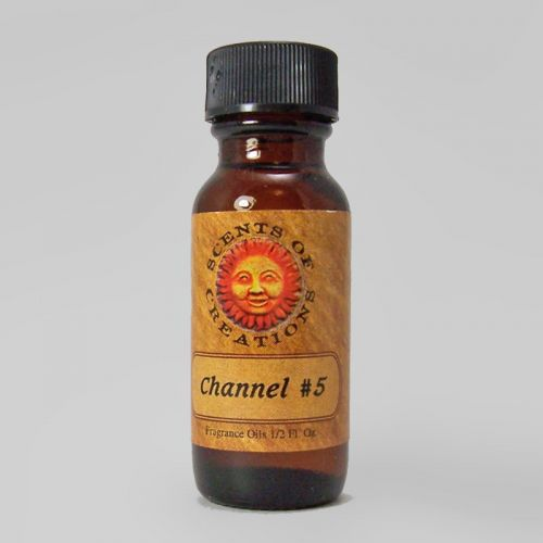 Channel No 5 Scented Fragrance Oil - 0.5 Fluid Ounce