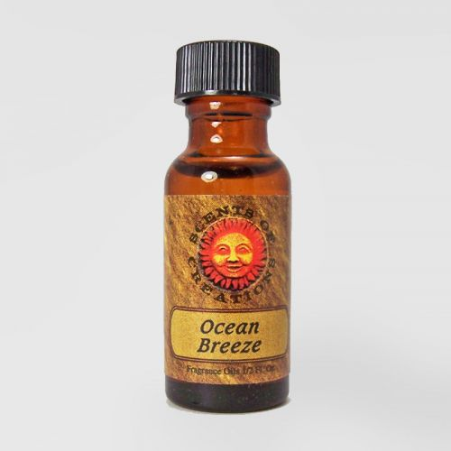 Ocean Breeze Scented Fragrance Oil - 0.5 Fluid Ounce