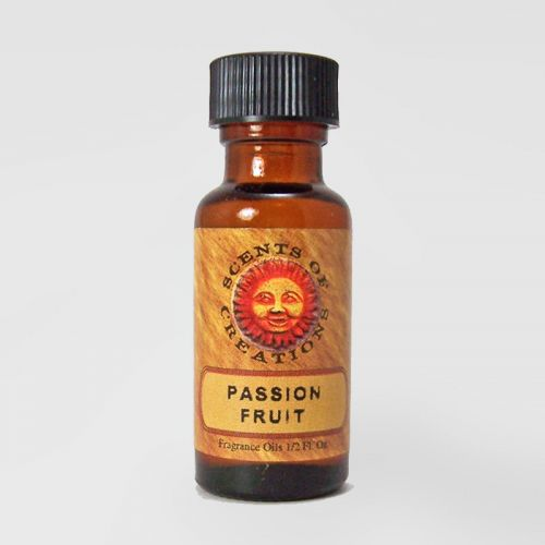 Passion Fruit Scented Fragrance Oil - 0.5 Fluid Ounce