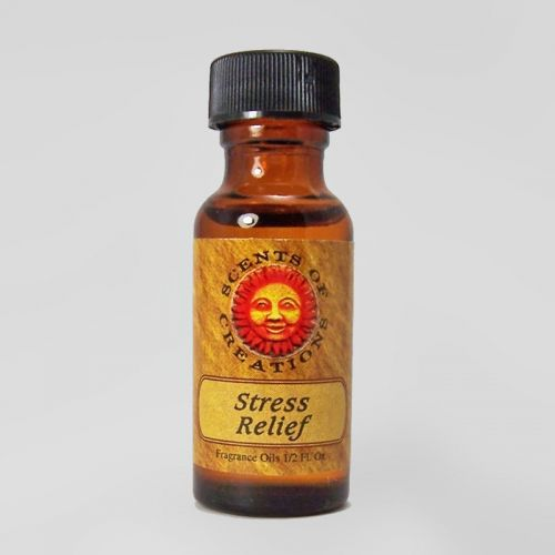 Stress Relief Scented Fragrance Oil - 0.5 Fluid Ounce