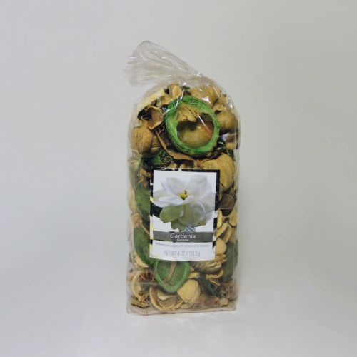 Gardenia Scented Botanical Potpourri in a Bag