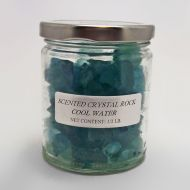 Cool Water Scented Crystal Rocks Potpourri