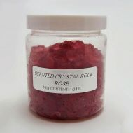 Rose Scented Crystal Rocks Potpourri