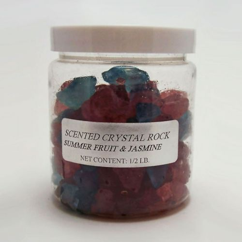 Summer Fruit and Jasmine Scented Crystal Rocks Potpourri
