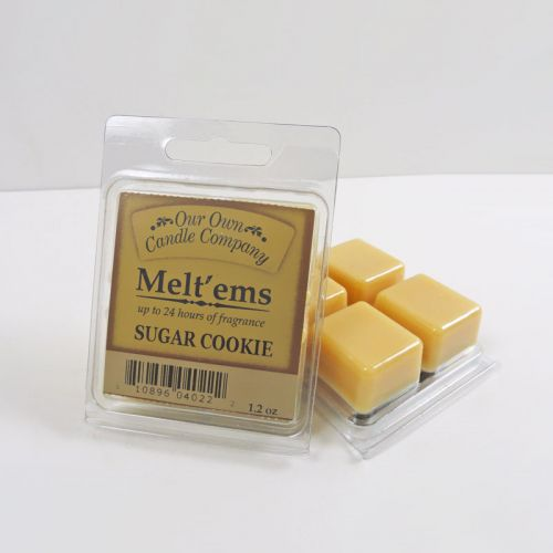 Sugar Cookies Scented Tarts Wax Melts Four Pc. Pack