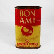 Bon Ami Household Cleaner Vintage 12 oz Container