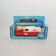 Ertl IGA 1950 Chevy Panel Delivery Bank in Box with Key